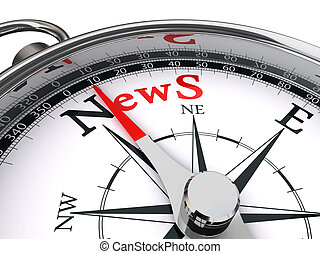 新聞, 概念, 指南針
