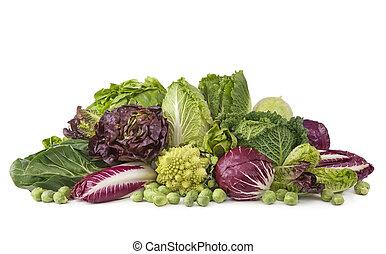 新鮮, 分類, 洋白菜