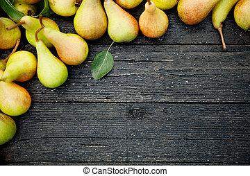 新鮮, 梨