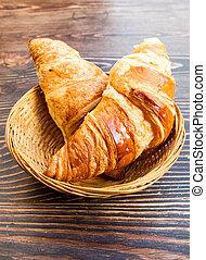 新鮮, croissant