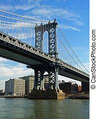 新, 曼哈頓建橋梁, 約克