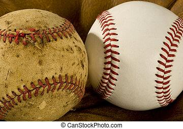 新, 老, 棒球