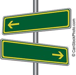 方向, ベクトル, サイン