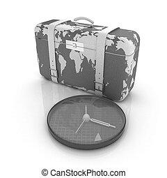 旅行, スーツケース