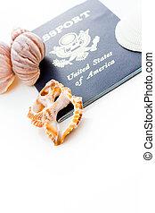 旅行, パスポート