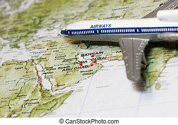 旅行, 中東