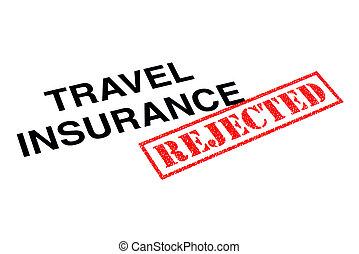 旅行 保険, 拒絶された