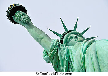旅行, 写真, の, ニューヨーク, -, マンハッタン