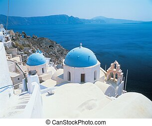 旅行, 到, 希臘