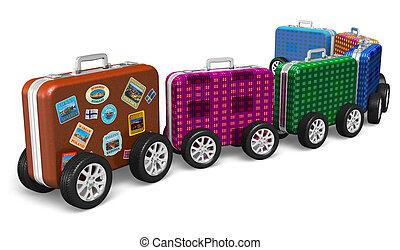 旅行 和 旅遊業, 概念