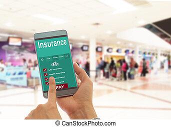 旅行, 現代 生活様式, 保険