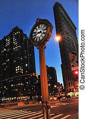 旅行, -, 相片, 約克, 新, 曼哈頓