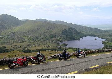 旅行, 2, モーターバイク