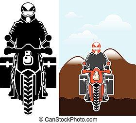 旅行, moto