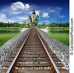 旅遊業, 全世界