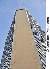 旅馆, 摩天楼