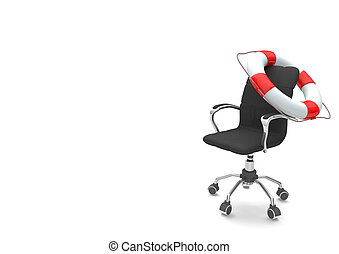 旋回装置 椅子, lifebelt