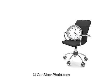 旋回装置, 腕時計, 椅子