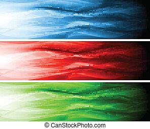 旗幟, 顏色