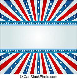 旗幟, spangled, 星