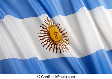 旗, アルゼンチン