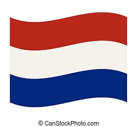 旗, オランダ