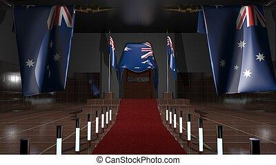 旗, オーストラリア