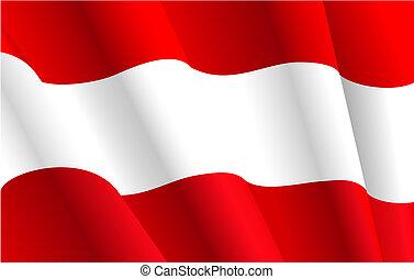 旗, オーストリア