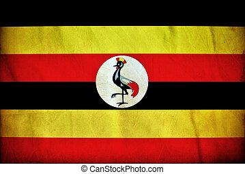 旗, グランジ, ウガンダ