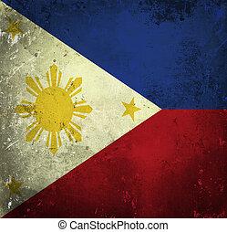 旗, グランジ, フィリピン