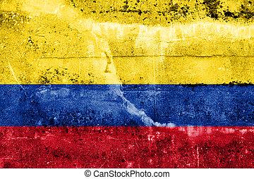 旗, コロンビア