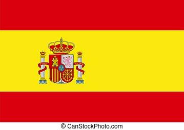 旗, スペイン
