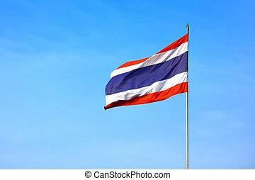 旗, タイ