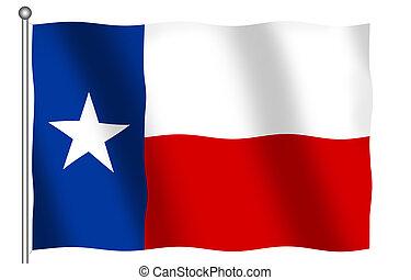 旗, テキサス