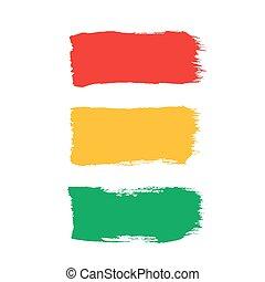 旗, デザインを設定しなさい, あなたの