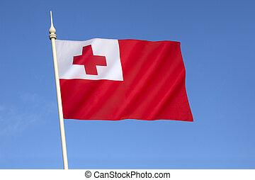 旗, トンガ