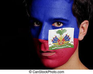 旗, ハイチ