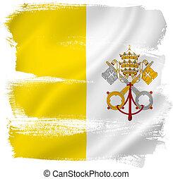 旗, バチカン