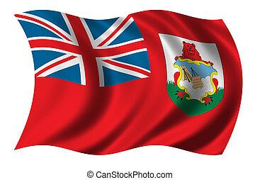 旗, バミューダ島
