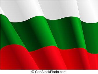 旗, ブルガリア