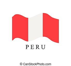 旗, ペルー