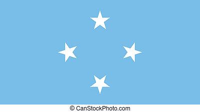 旗, ミクロネシア