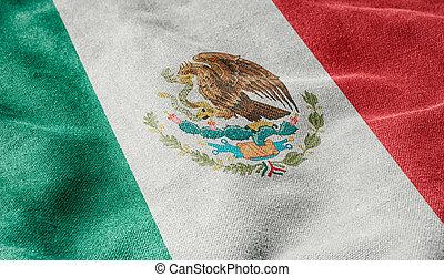 旗, メキシコ\