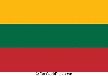 旗, リスアニア
