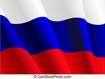 旗, ロシア