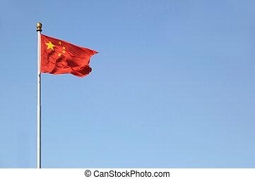 旗, 中国語