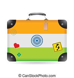 旗, 印度