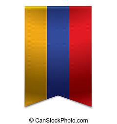 旗, 旗, -, アルメニア人, リボン