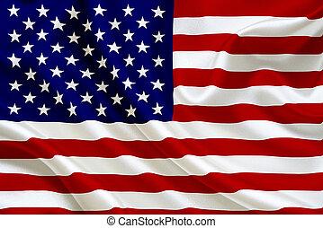 旗, 木, アメリカ