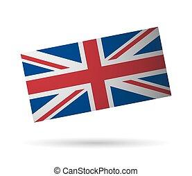 旗, 王国, 合併した